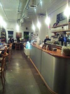 Bwe Kafe Interior View