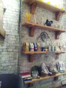 Bwe Kafe Interior Ambiance