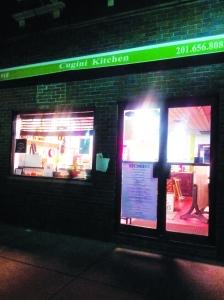 Cugini's Kitchen is located on 918 Washington Street. (Credit: Katherina Bautista)